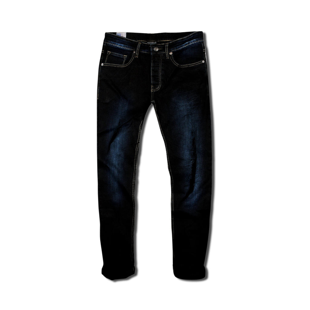 TRUE RELIGION-exclusive brian 'slim fit' stretch jeans (Premium Fabric)