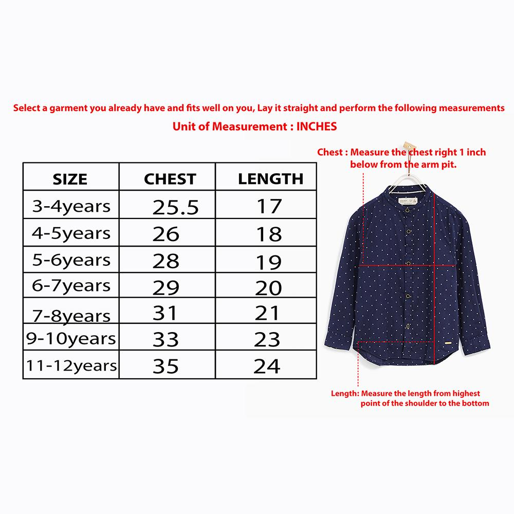 Boys Premium Quality Plaid Flannel Casual Shirt (30148)