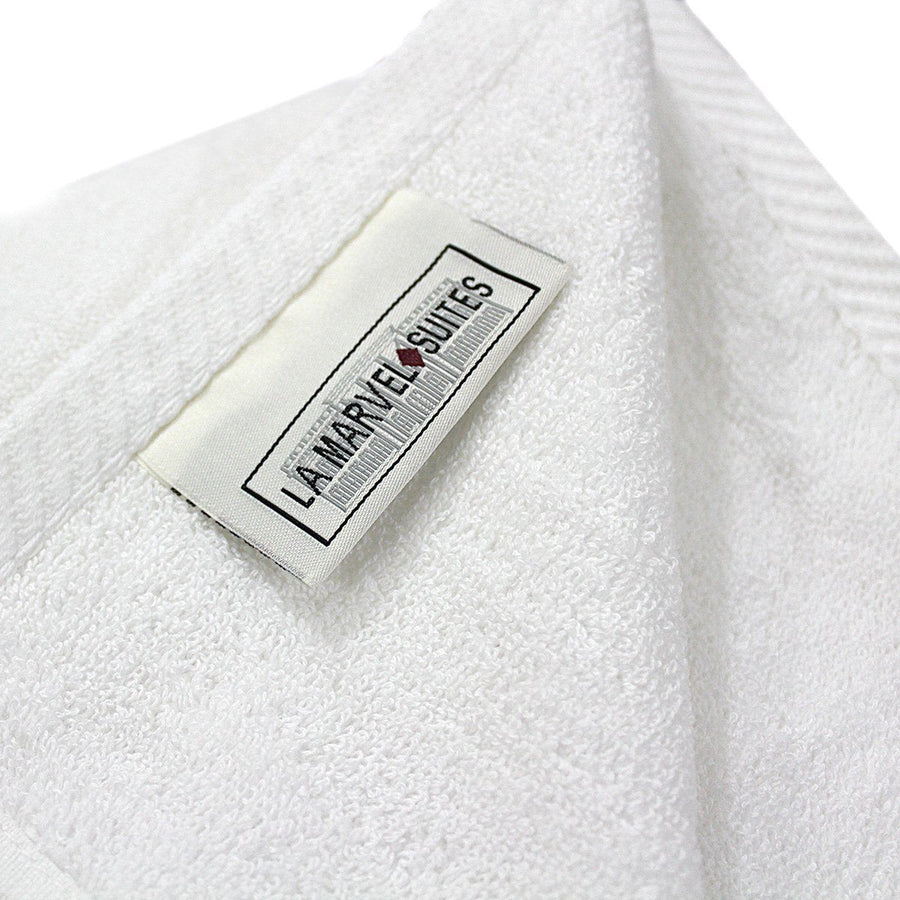 LA'MARVEL SUPREME-premium face towel (21 X 40 Inches)