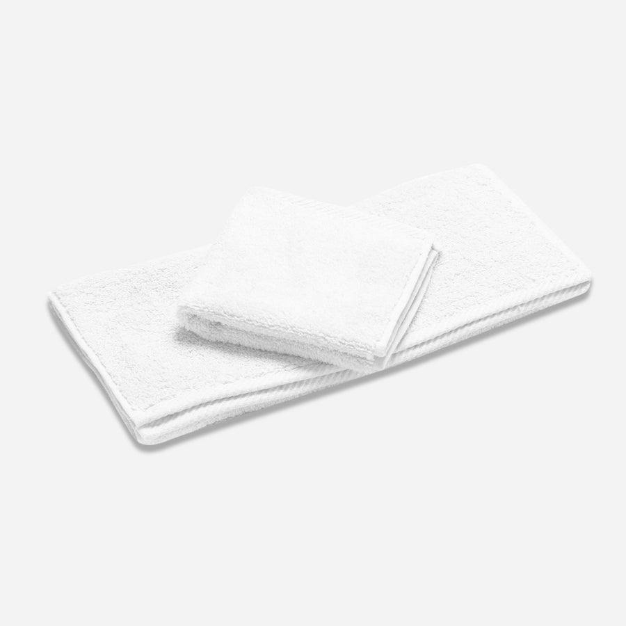 LA'MARVEL SUPREME-premium quality pack of 2 towels (13 X 13 Inches)