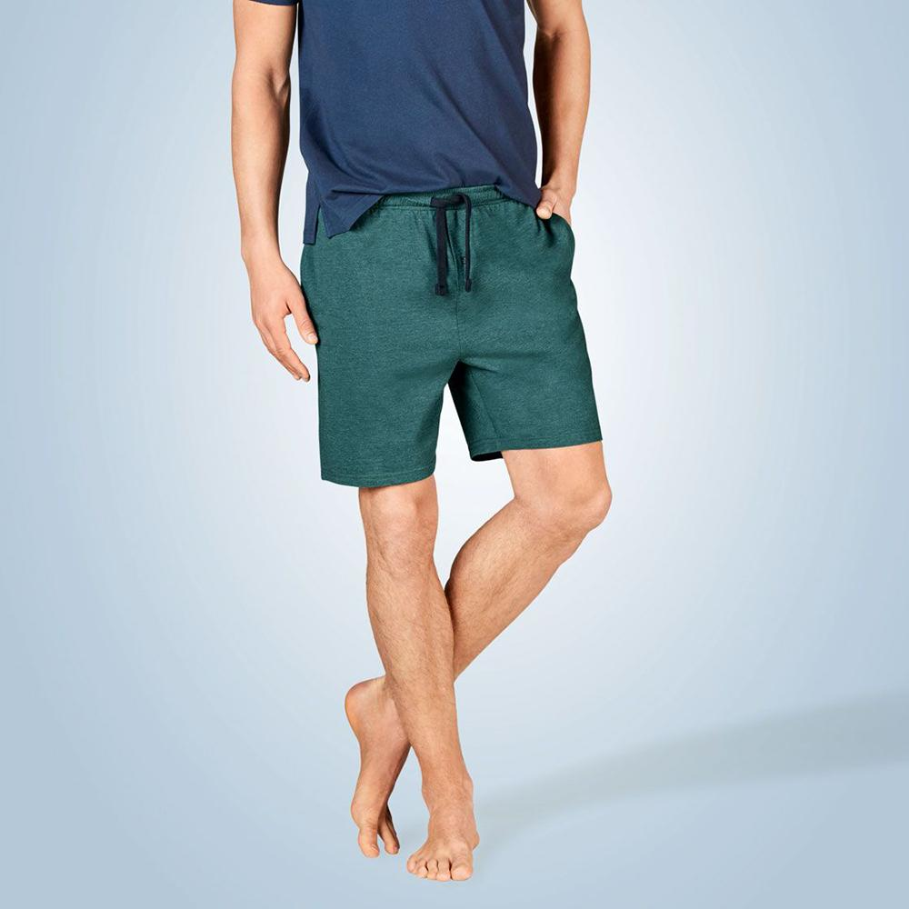 Livrgy green loungewear short (1635)