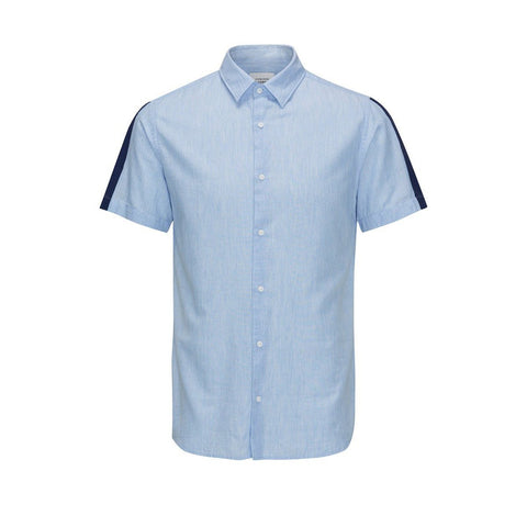 JACK & JONES-jjconeal short-sleeved shirt