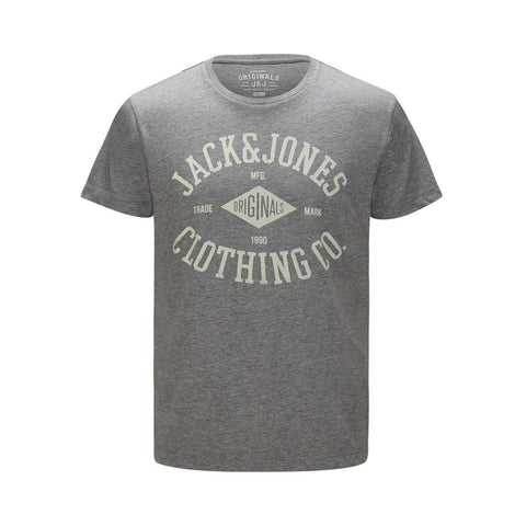 JACK & JONES-regular fit jjordiamond t-shirt