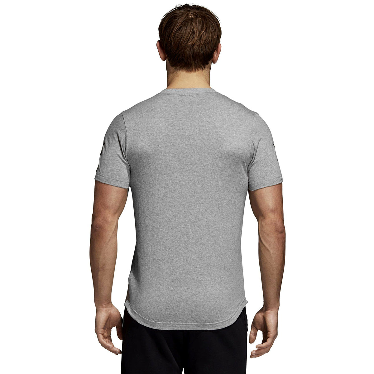 Heather grey badge of sport classic t-shirt
