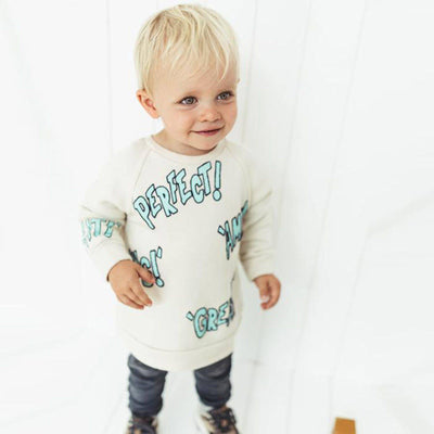 ZR-kids perfect printed sweatshirt (559)
