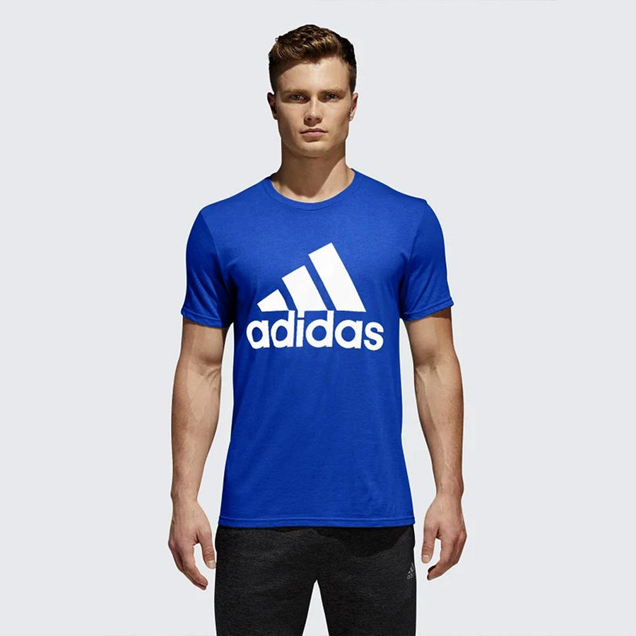 Blue badge of sport classic t-shirt