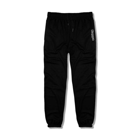 KAPPA-black 'regular fit' trouser