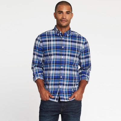 Bluetiful 'regular fit' built-in-flex classic shirt (Premium Fabric)