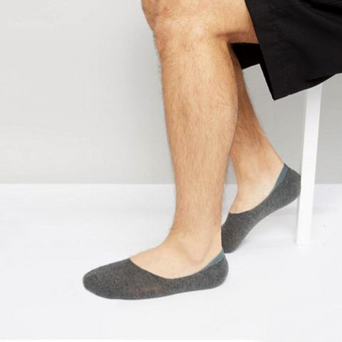 Invisible 5 pack random colour socks