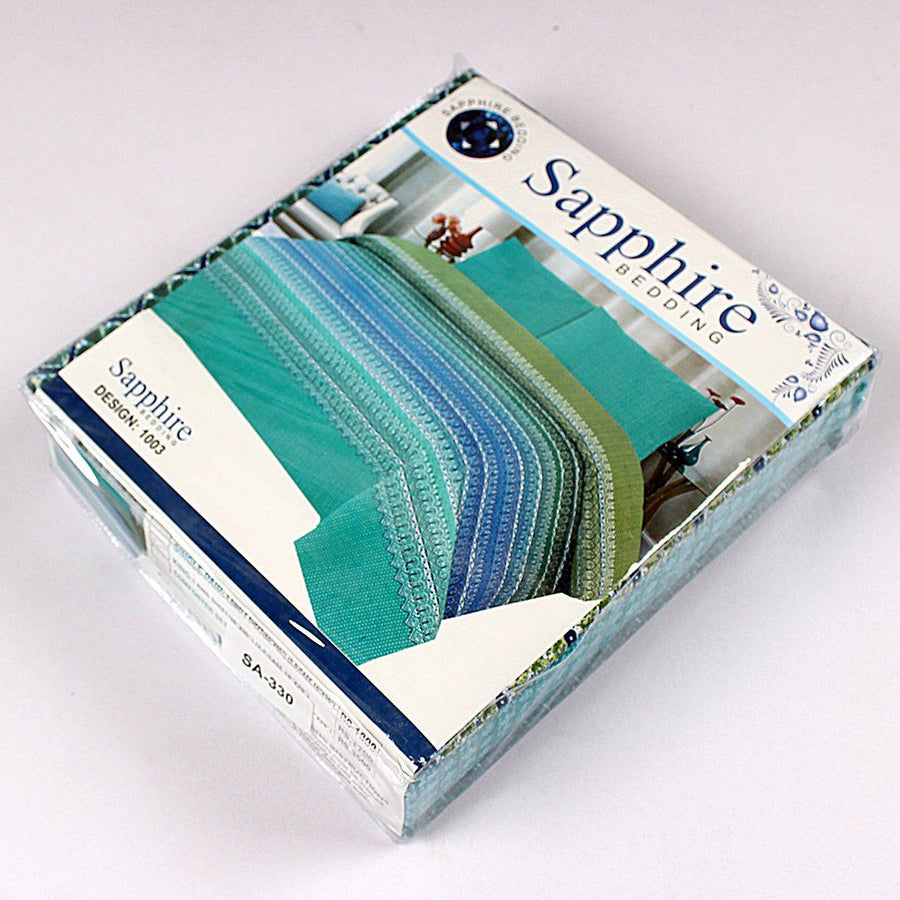 SAPPHIRE-premium quality king size bed sheet set (SA-330)