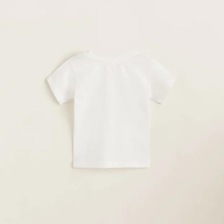 Mgo kids crew neck graphic t-shirt (794)