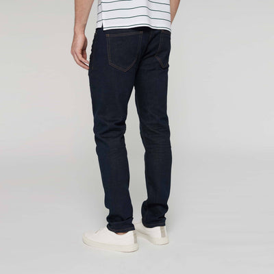 NEXT-dark ink 'slim fit' stretch jeans