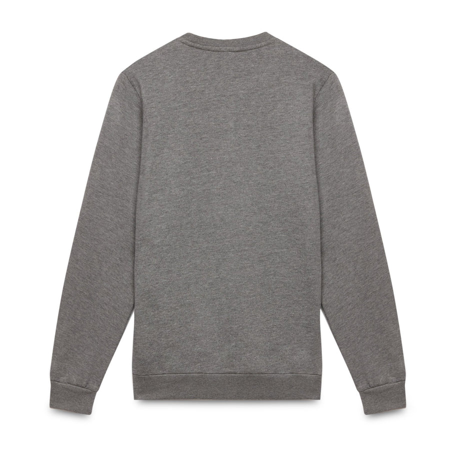 Grey zelda fleece sweatshirt