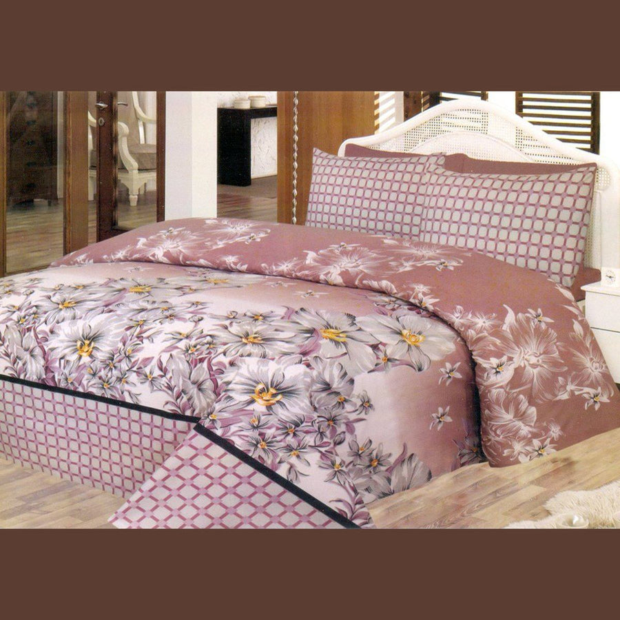DAFFODILS-double bed sheet set (DA-306)