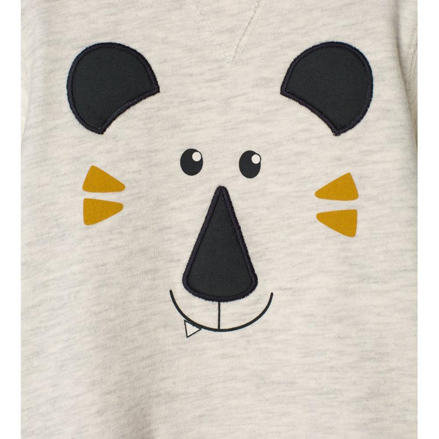 Zr kids bear grrrr sweatshirt (1502)