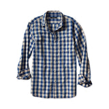 BANANA REPUBLIC-exclusive 'regular fit' camden check shirt