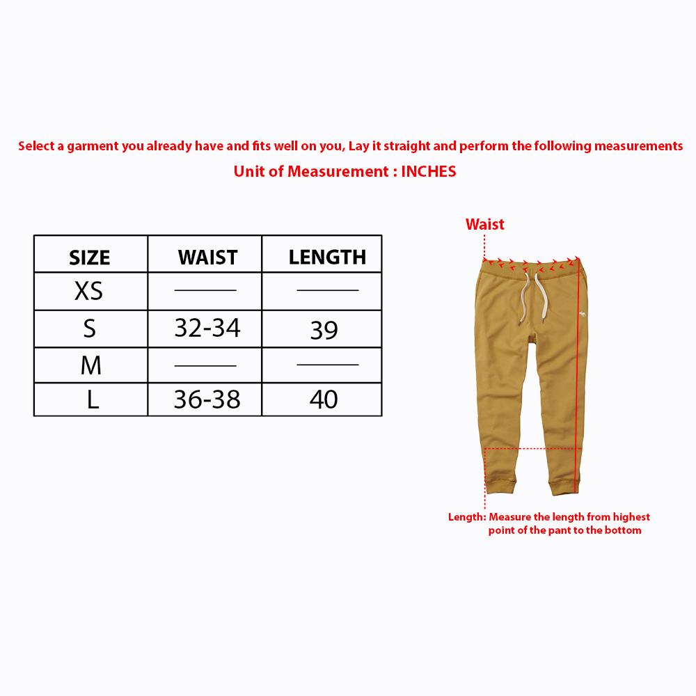 Men Premium Quality Camouflage Heavy Fleece Slim Fit Jogger Trouser (21011)
