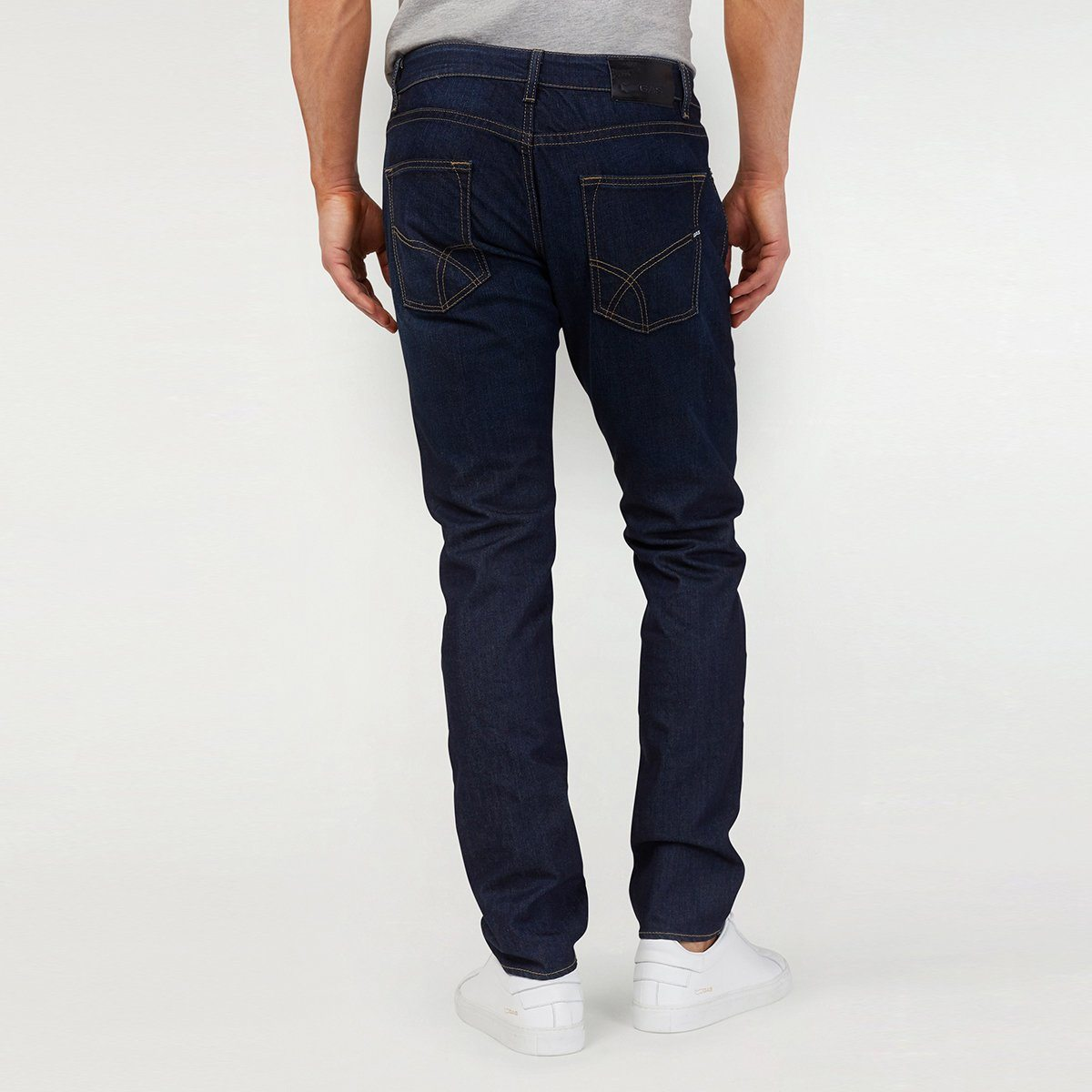 Exclusive norton carrot wk12 'slim fit' stretch jeans