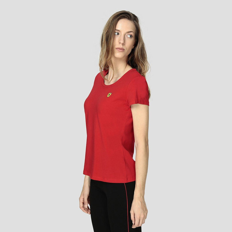 Ferr women exclusive 'slim fit' scuderia t-shirt (1022)