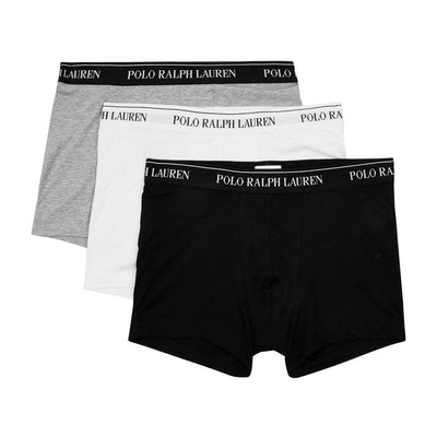 Pack of 3 cotton stretch boxer shorts