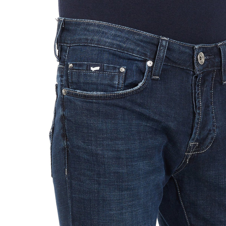 GAS-exclusive anders wn77 'slim fit' stretch jeans