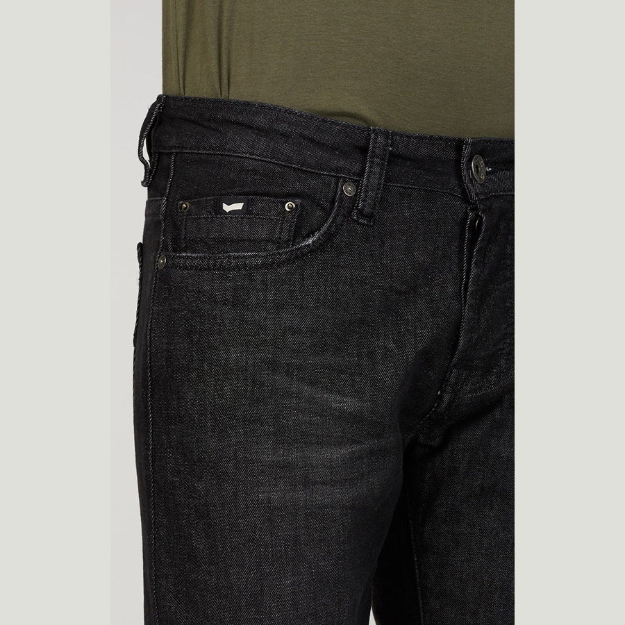 GAS-exclusive basic anders wk13 'regular slim' stretch jeans