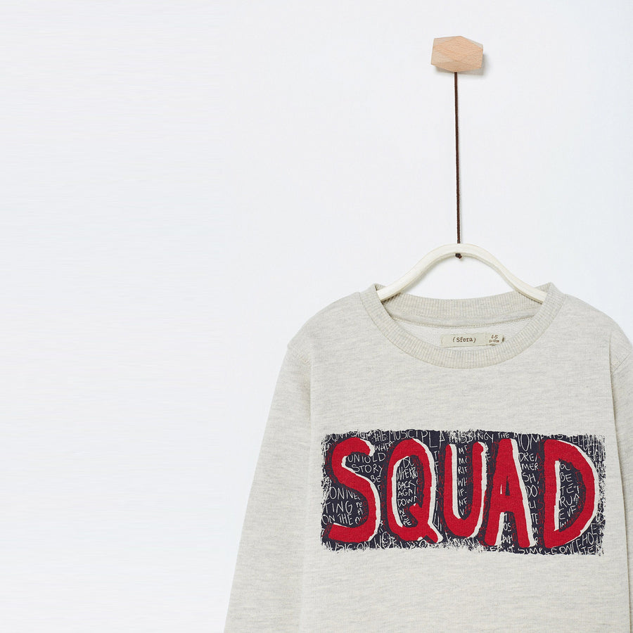 SFERA-boys basic squad sweatshirt (426)