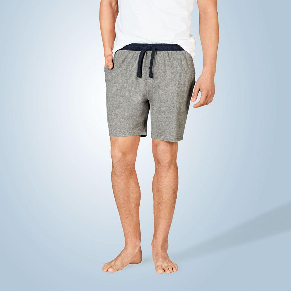 Livrgy grey loungewear short (1636)