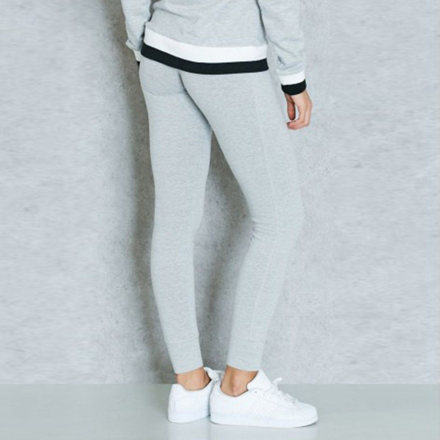 VISION STREET WEAR-grey logo Leggings