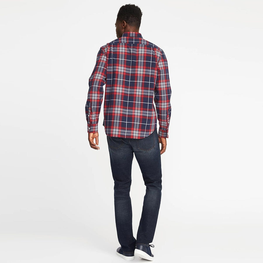 Sea salt 'regular fit' built-in-flex classic shirt (Premium Fabric)