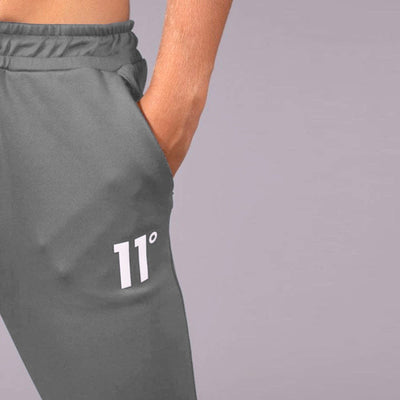Exclusive women grey 'skinny fit' core poly trouser