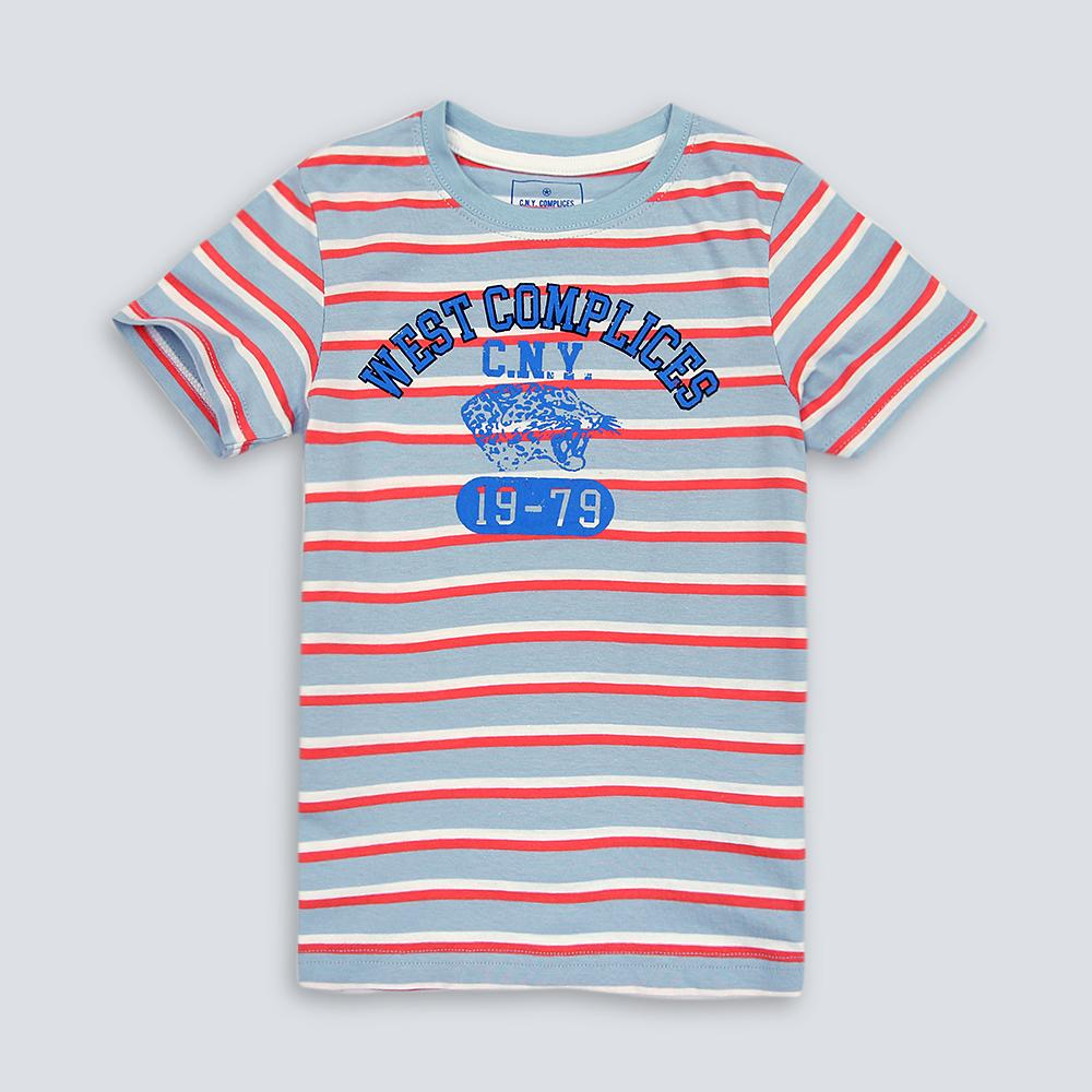 Imported Soft Cotton Graphic T-Shirt For Boys (21193)