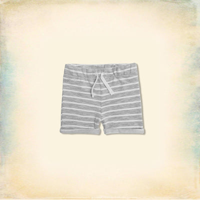 Kids organic cotton short (870)