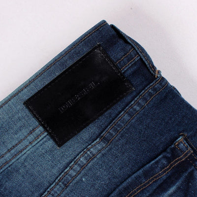 Exclusive enric 'slim skinny' ultra stretch jeans