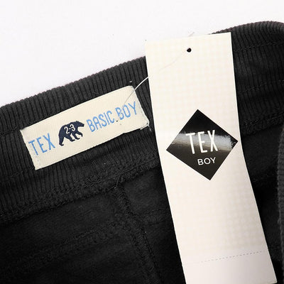 Tex boys printed slim fit jogger trouser with zip pockets (1198)