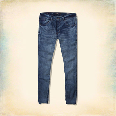 HOLLISTER-exclusive skylar 'skinny fit' advanced stretch jeans