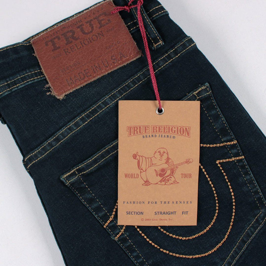 TRUE RELIGION-exclusive elin 'slim fit' stretch jeans (Premium Fabric)