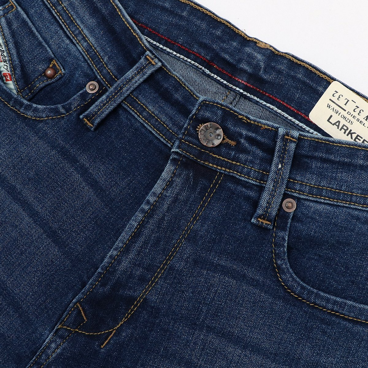 Exclusive costa 'slim fit' stretch jeans