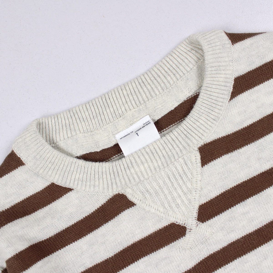PALOMINO-boys striped sweater (448)