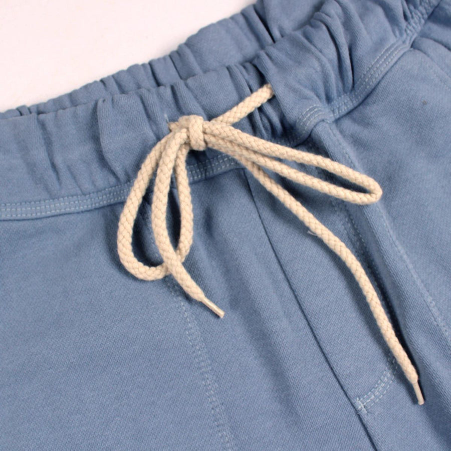 URBAN OUTFITTERS-sky blue soft brushed fleece jogger pant