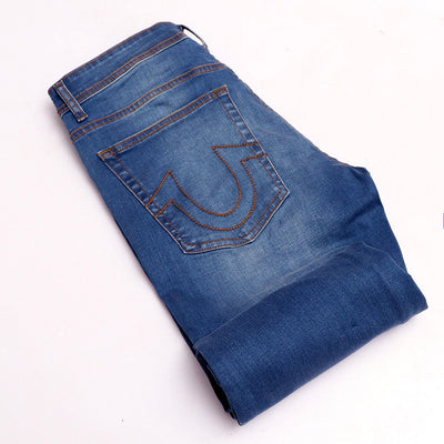 Exclusive ava 'slim fit' stretch jeans