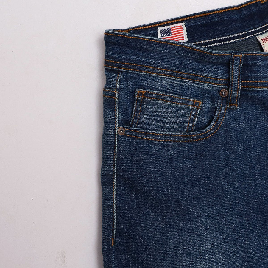 Exclusive aden 'slim fit' stretch jeans