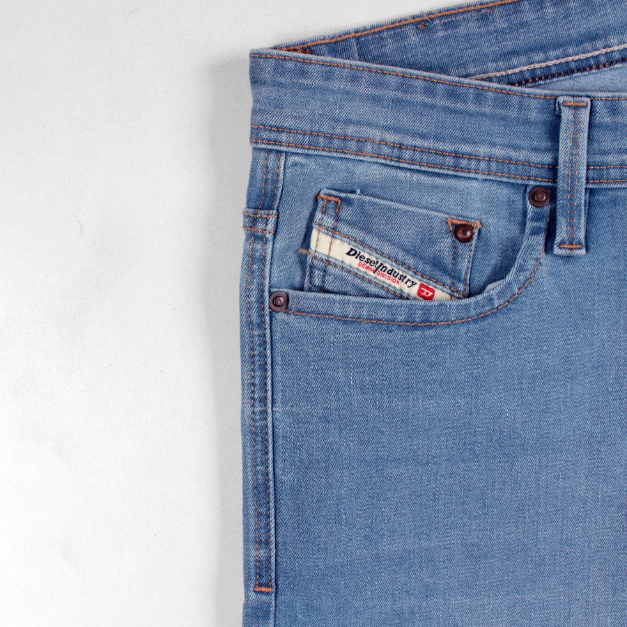 DIESEL-exclusive colombo 'slim fit' stretch jeans (Premium Fabric)