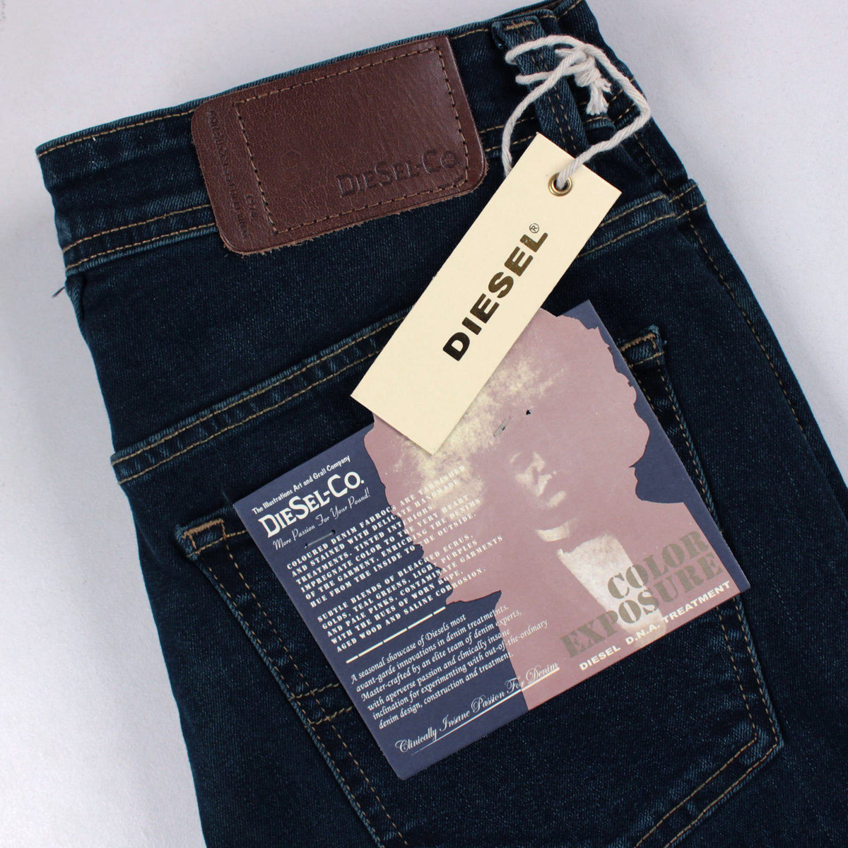 Exclusive amico 'slim fit' stretch jeans (Premium Fabric)