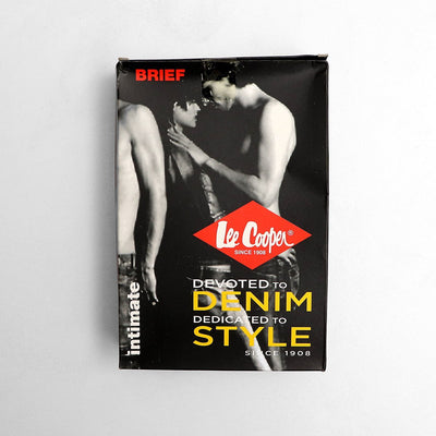 Pack of 3 cotton stretch briefs