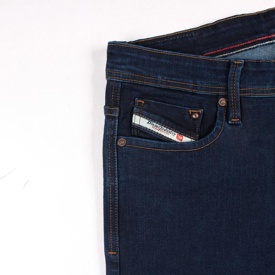 DIESEL-exclusive stefano 'regular slim' stretch jeans (Premium Fabric)