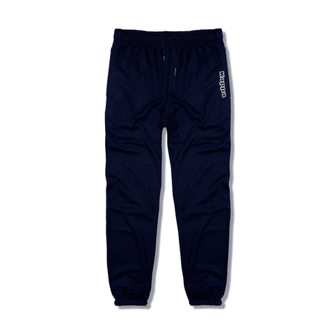 KAPPA-navy 'regular fit' trouser