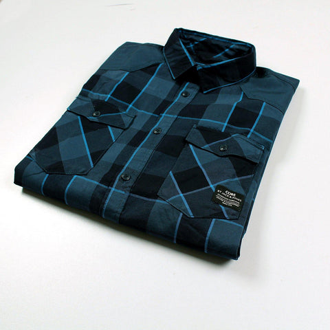 JACK & JONES-exclusive 'slim fit' check designer shirt