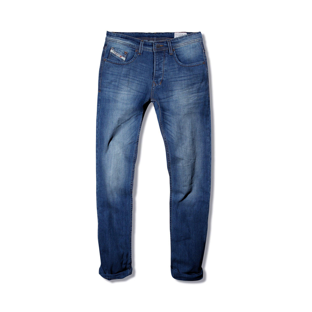 DIESEL-exclusive rosa 'slim fit' stretch jeans (Premium Fabric)