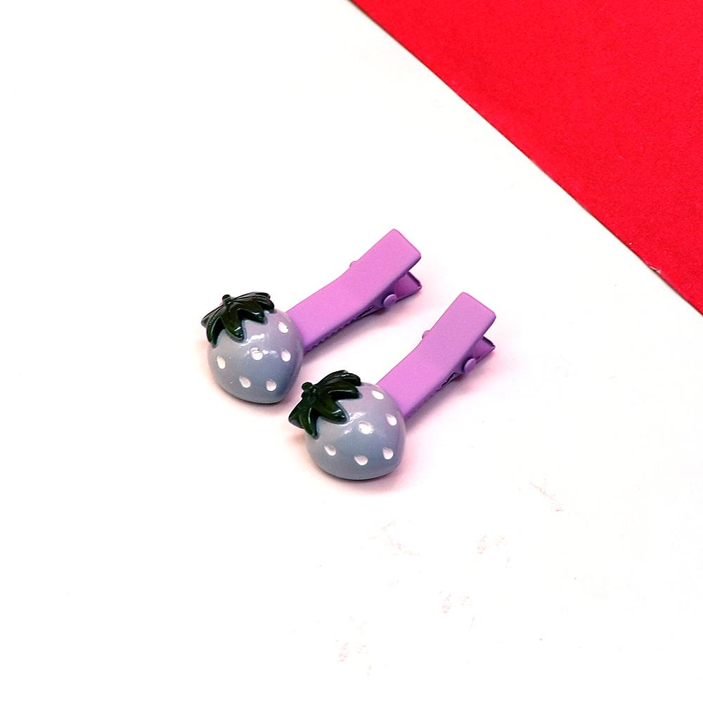 Pair of metal Alligator hair clips